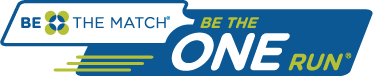 Be the One Run logo
