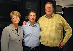 Bill, Sandra, Brent