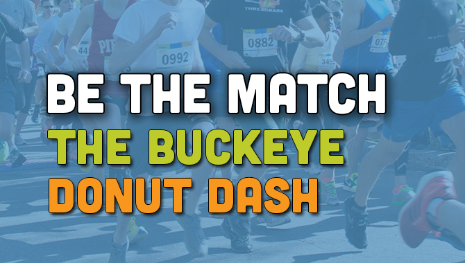 The Buckeye Be The Match Walk+Run