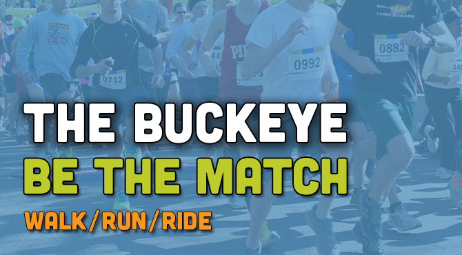 The Buckeye Be The Match 5K Walk/Run
