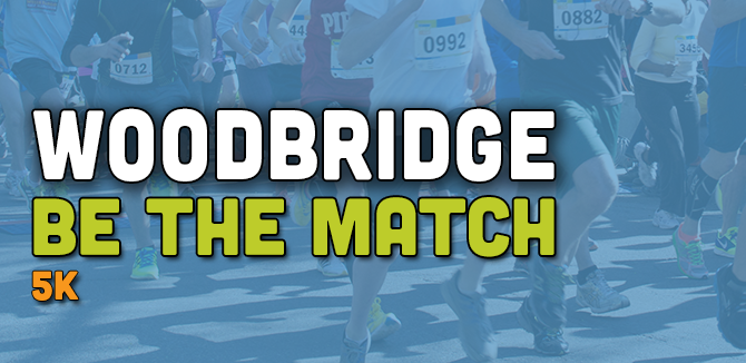 Woodbridge Be The Match 5K
